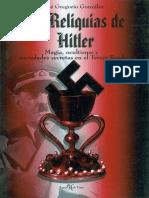 Las Reliquias Del Fürer Hitler José Gregorio González
