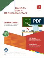 Modul PKB SD Kelas Awal KK-J (2017)