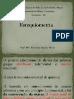 4 Estequiometria e Metodos de Balanceamento