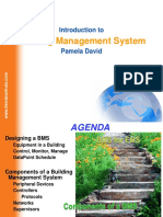 BUILDING MANAGEMENT SYSTEM BMS - Pamela David