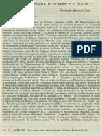 Juan Jose Arevalo El Hombre y El Politico