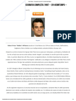 Robbie Williams – Discografia Completa (1997 - 2014)(MF)(Mp3 320kbps)