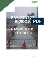 Pavimentos (Rígidos y Flexibles)