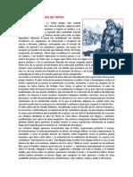 Biografia de Tirteo