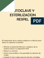 AUTOCLAVE- RESPEL A135