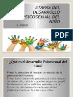 Desarrollo Psicosexual FREUD