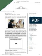 o Desviado_ o Papa Pisou Na Bola, e Feio