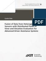 Fusion of Data From Heterogeneous