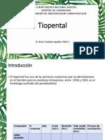 Tiopental