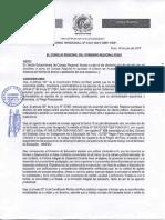 Acuerdo Regional Nro. 101-2017-Grp-crp Respaldo a La Huelga Indefinida Del Magisterio