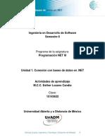 U1 Actividades de Aprendizaje Net 3