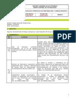 Formato Reporte de Actividades-GEP-Edgar Alexander Illidge Enero 2015