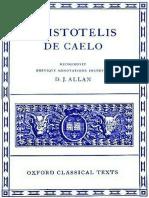 Aristotle, De caelo (griego).pdf