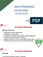 2. Introducción Sistemas Integrados de Gestión i