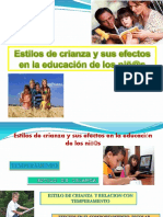 149510265 Estilos de Crianza POWER POINT