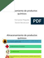 Almacenamiento de Productos Bio