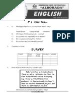 Ingles 5s - Ya