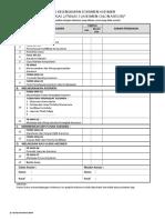 Checklist Kelengkapan Dokumen
