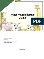 Plan Pedagógico Anual MEDIO MAYOR Cerrillo