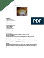 Torta y Muffins