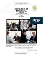 Antologia ENTREVISTA