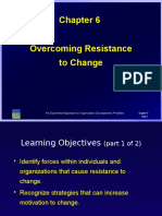 Overcoming Resistance to Change - Copy