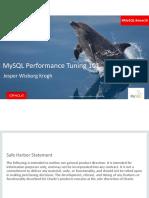 Mysql Pn Performance 101
