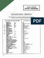 diccionario grafico del latin 3 - AULUS SCRIBIT EPISTULAM PARENTIBUS