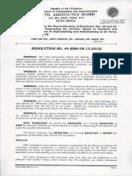 Policy Resolution No. 44 (BM4!06!13-2012)