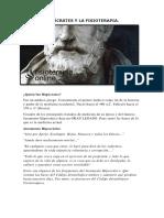 Hipócrates y La Fisioterapia
