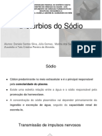 Distúrbios Do Sódio (1)