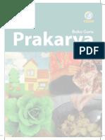 Kelas VII Prakarya BG