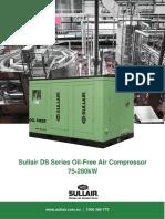 Oil Free Air Compressor Brochure