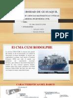 Cma Cgm Rodolphe