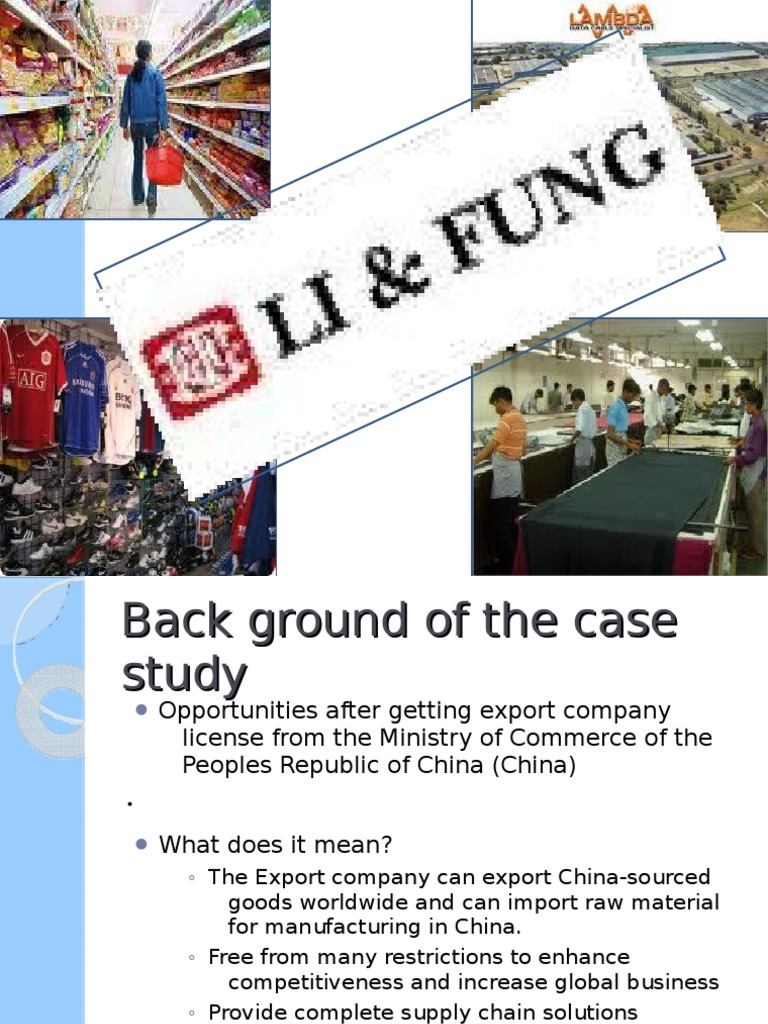 li and fung case