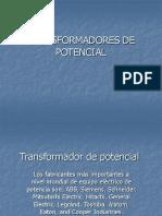 Transformadores de Potencial