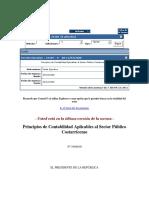 5237534c25d83 de 34460 Principios de Contabilidad Aplicables Al Sector Publico Costarricense