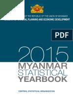 Statistical Year Book 2016
