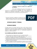 Evidencia 6 Temas Emergentes a Partir Del Contexto de La Negociacion Internacional y El Medio Ambiente