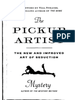 Pickup artist myth book
