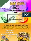 Headcount Skbt 2017