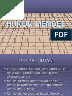 Hukum Mendel 1