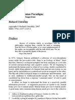 ED Paradigm 00 - Preface