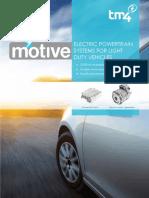 TM4 MOTIVE Product Brochure Web