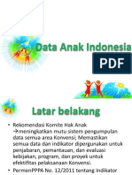 Data Anak Indonesia