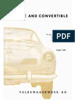 Volkswagen Karmann Ghia 1965