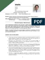 Docslide.us Le Van Hai Resume