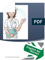 English for Nurses Student Book 2016