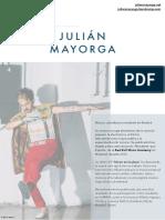 Julian Mayorga_dossier 2017