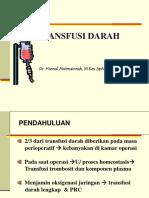 34 - Transfusi Darah
